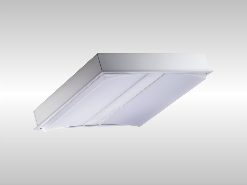 Locator building industry products directory for indian commercial led lighting auralite recess mounting decorative led 2x2 luminaire aloadofball Image collections