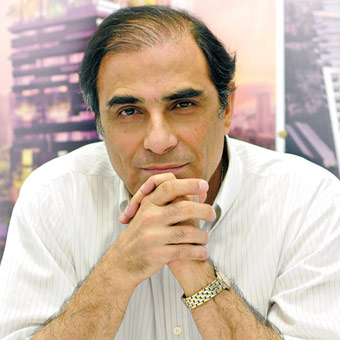 hafeez contractor   contemporary architecture   Rajneesh florence expo com Nicmar  Pune  Hafeez Contractor Architects
